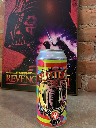 Griffin Claw Bonnie's Raggedy Ass Imperial IPA 16oz can