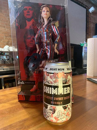 Right Now Wines Shimmer cans