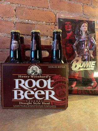 Henry Weinhard's Root Beer 6 Pack