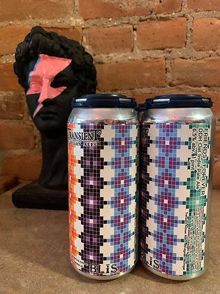 Transient Friends Forever IPA 16oz 4 Pack
