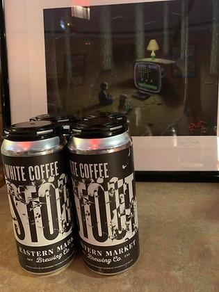 Eastern Market White Coffee Stout 16oz 4 Pack