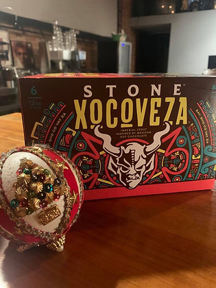 Stone Xocoveza 6 Pack