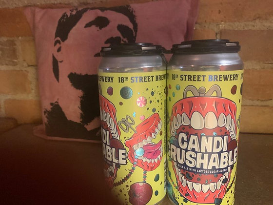 18th Street Brewery Candi Crushable Lactose Pale Ale 16oz 4 Pack