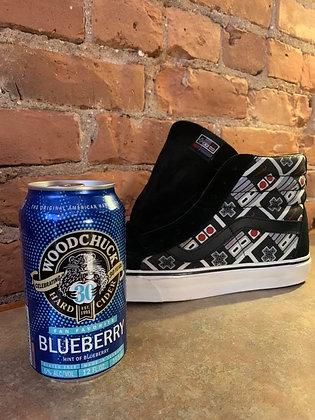 Woodchuck Blueberry Hard Cider 30th Anniv Release
