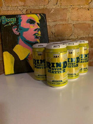 Bell's Rind Over Matter Wheat Beer 6 Pack