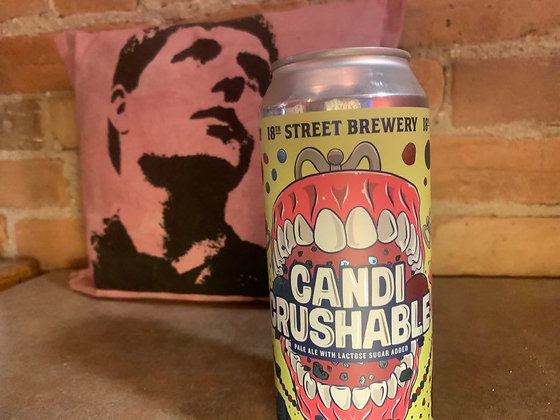 18th Street Brewery Candi Crushable Lactose Pale Ale 16oz