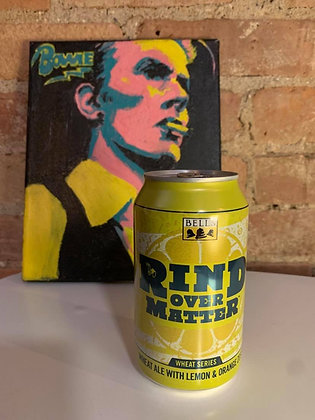 Bell's Rind Over Matter Wheat Beer