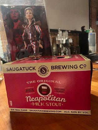 Saugatuck Neapolitan Milk Stout 6 Pack