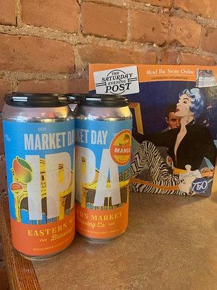 Eastern Market Mango Market Day IPA 16oz 4 Pack
