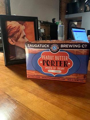 Saugatuck Peanut Butter Porter 6 Pack