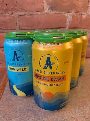 Athletic NA Beer 6 Pack Sampler
