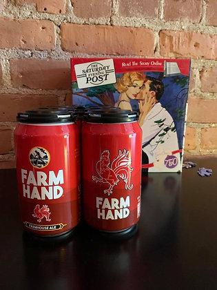 Brewery Vivant Farm Hand Farmhouse Ale 6 Pack