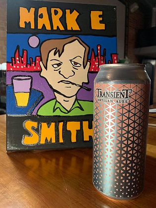 Transient Space Time Foam 16oz Can