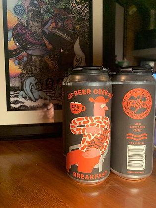Mikkeller Beer Geek Breakfast 16oz Can 4 Pack