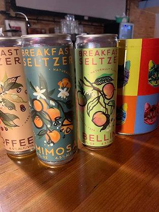 Breakfast Seltzer 3 Can Sampler Pack