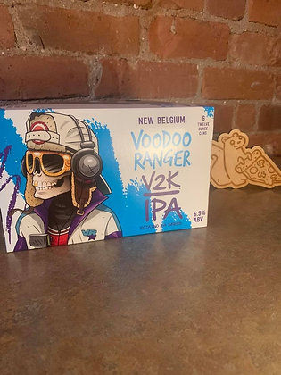 New Belgium Voodoo Ranger V2K NEIPA 6 Pack
