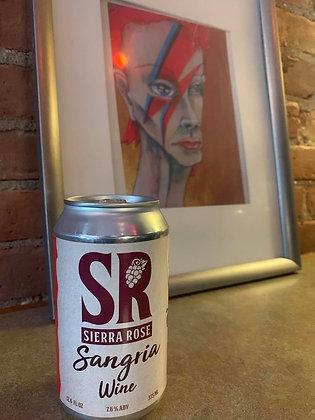 Sierra Rose Sangria Wine 12oz