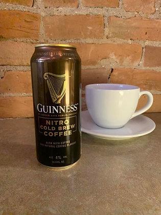 Guinness Nitro Cold Brew Coffee 14.9oz