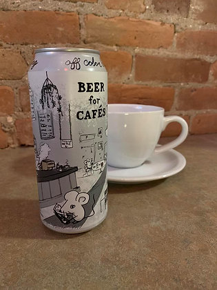 Off Color Beer For Cafes Chai Ale 16oz