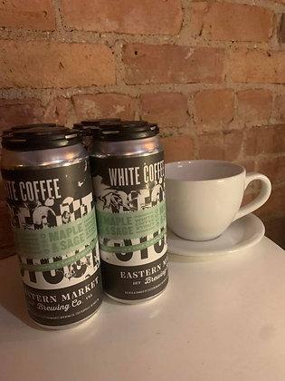Eastern Market Maple & Sage White Coffee Stout 16oz 4 Pack