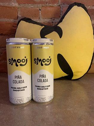 Troobado Smooj Pina Colada Seltzer Smoothie 4 Pack