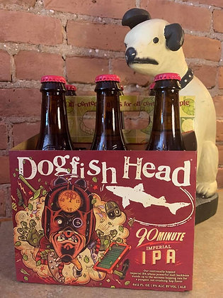 Dogfish Head 90 Minute IPA 6 Pack