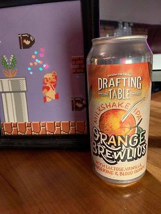 Drafting Table Orange Brewlius Milkshake IPA (16oz)