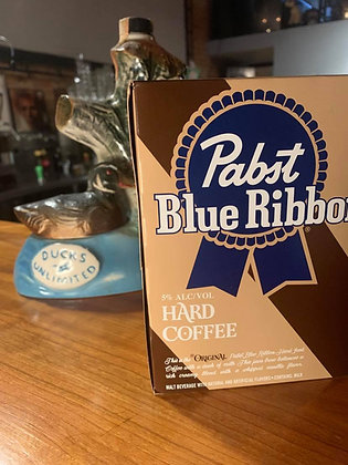 PBR Hard Coffee 4 Pack