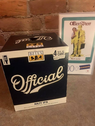 Bell's Official Hazy IPA 16oz 4 Pack