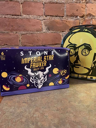 Stone Imperial Star Fawker Hazy IPA 6 Pack