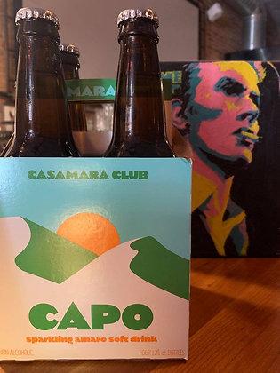 Casamara Club Capo Amaro Soda 4 Pack