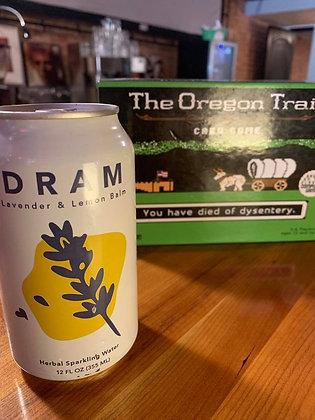 DRAM Lavender & Lemon Balm Sparkling Water