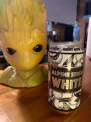 Right Now Wines Alpine Stream White cans BLOWOUTSALE