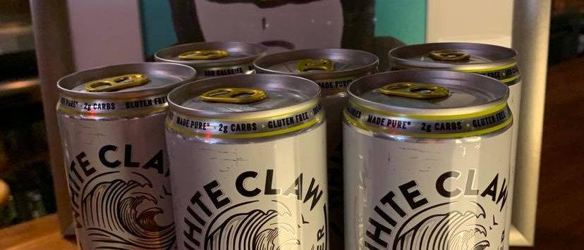 White Claw Lemon 6 Pack