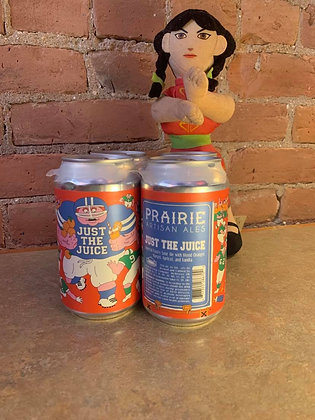 Prairie Just The Juice Imperial Pastry Sour 4 Pack