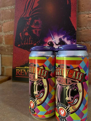 Griffin Claw Bonnie's Raggedy Ass Imperial IPA 16oz 4 Pack
