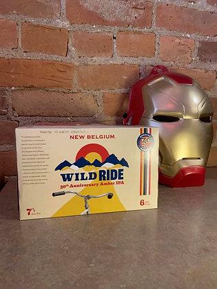 New Belgium Wild Ride Amber IPA 6 Pack
