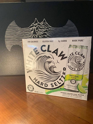 White Claw Lime 6 Pack