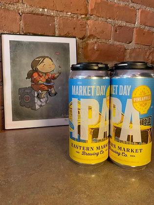 Eastern Market Pineapple Market Day Session NEIPA 16oz 4 Pack