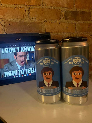 Mikkeller This Just In Imperial Tart Ale 16oz 4 Pack