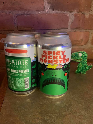 Prairie Spicy Pickle Monster Sour 4 Pack