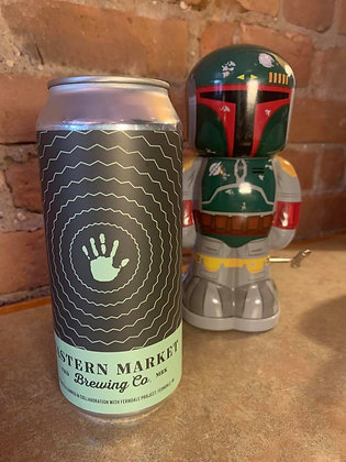 Eastern Market Sticky Fingers Mint Chocolate Imperial Stout 16oz