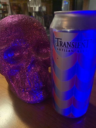 Transient Poppin Pastels Sour w Cherry Bluberry 16 oz