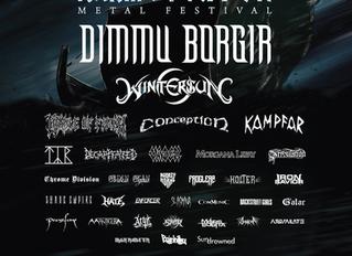 Jörmungandr - The Festival Poster