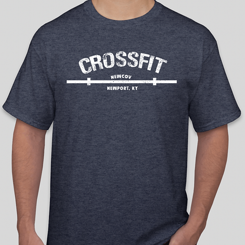 NewCov Barbell T-shirt