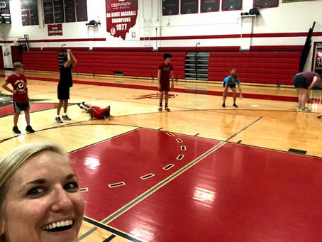 Coaches' Corner: Ally Malkowski