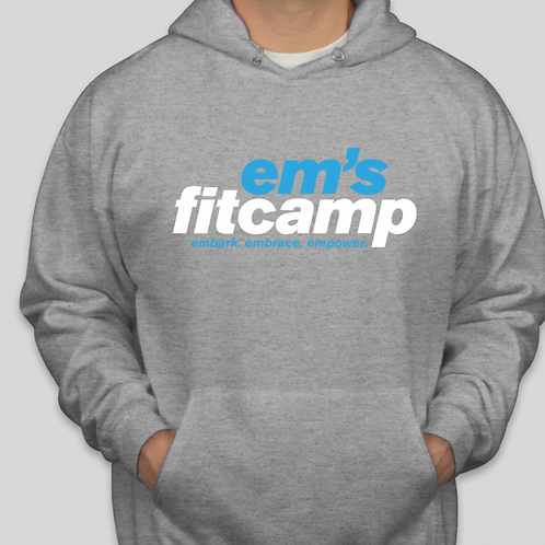 Em's Fitcamp Pull Over Hoodie