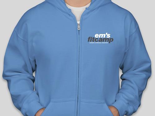Em's Fitcamp Zip Up