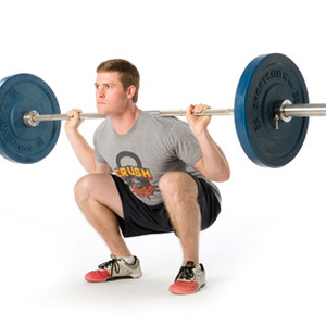 The Squat Sequence