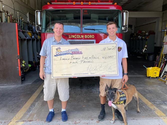 Lincoln Borough Volunteer Fire and Rescue Company No. 1